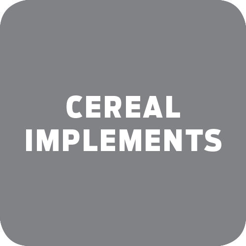 Cereal Implements