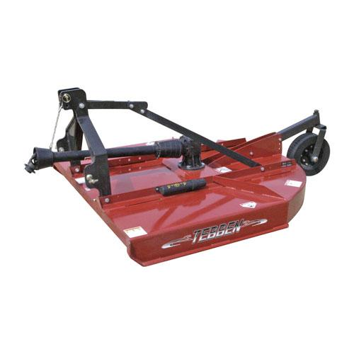 4' RED MEDIUM DUTY CUTTER (GMR
