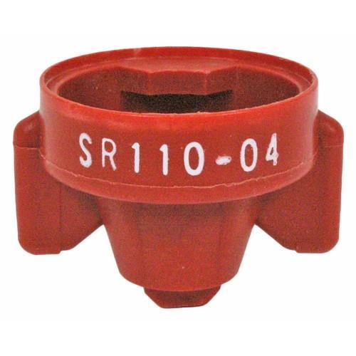 SR COMBO-JET TIP/CAP ASSY - SR110-04, RED
