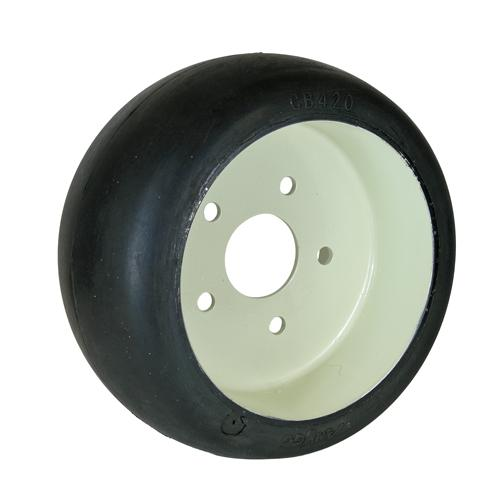 WHEEL-SOLID TIRE 6X8