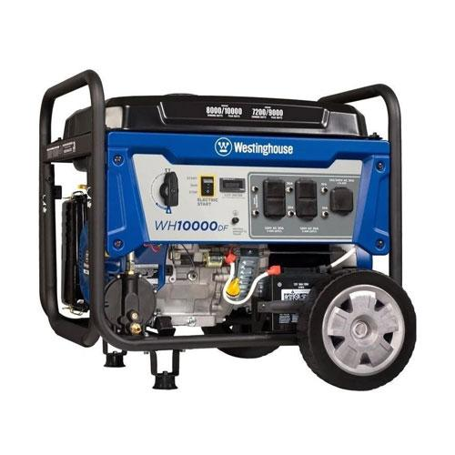 Generator-WGen 10000 Dual Fuel