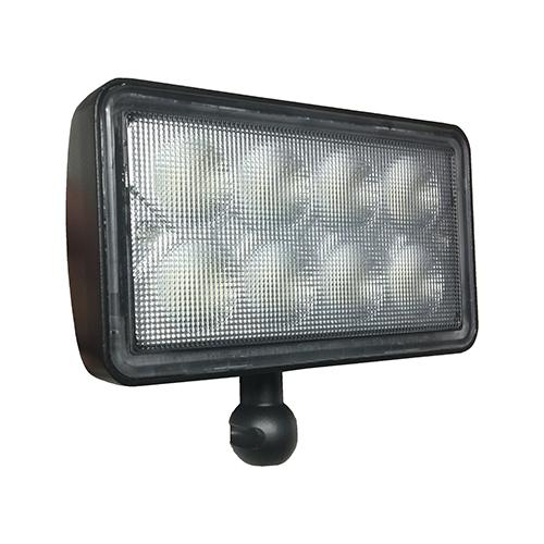 8000 Series LED Tractor Light w/ Interchangeable Mounts, TL8400
