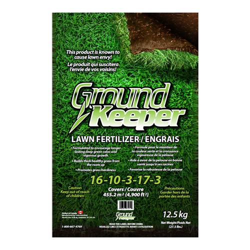 GROUND KEEPER WITH PHOSPHATE