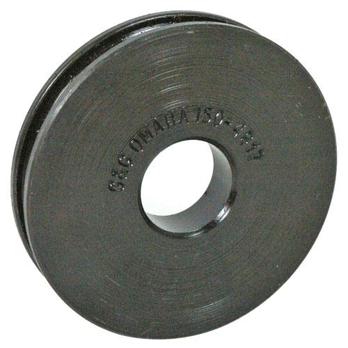 *A* CABLE PULLEY FOR 1/4