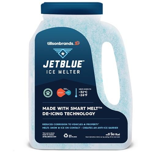 5 KG SHAKER JET BLUE ICE MELTER