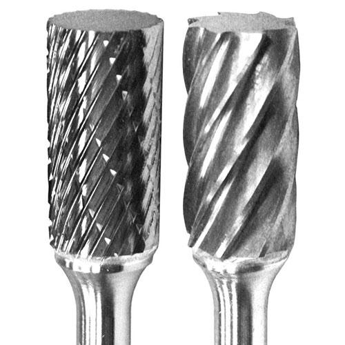 CARBIDE BURR 1/4X5/8 CYLINDRIC