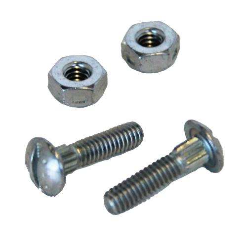 SCREW AND NUT ( BLSTR PK OF 25