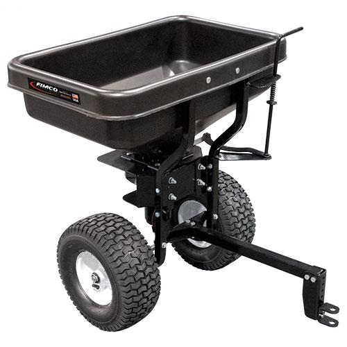 ATV DRY MAT SPREADER TOW