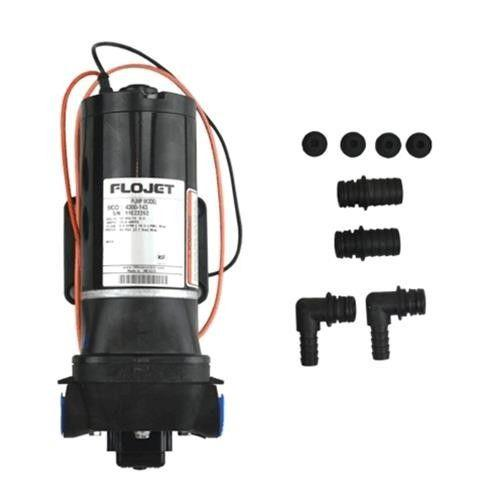 Pump and Motor unit, 115 Volt, 3.5 Gpm, 45 Psi (max). Pse C/w Pressure Switch.