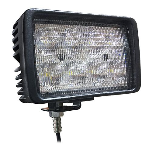 LED Fender Light w/ Hollow Bolt Industrial Light