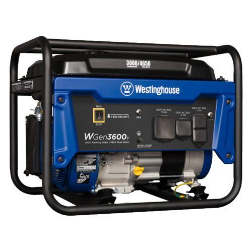 Generator - WGen 3600V