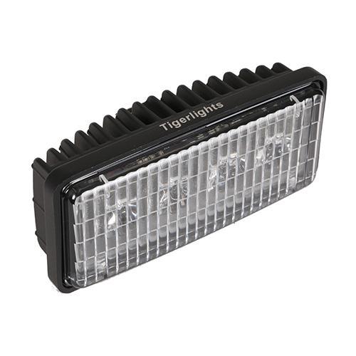 Small Rectangular LED Headlight, RE306510