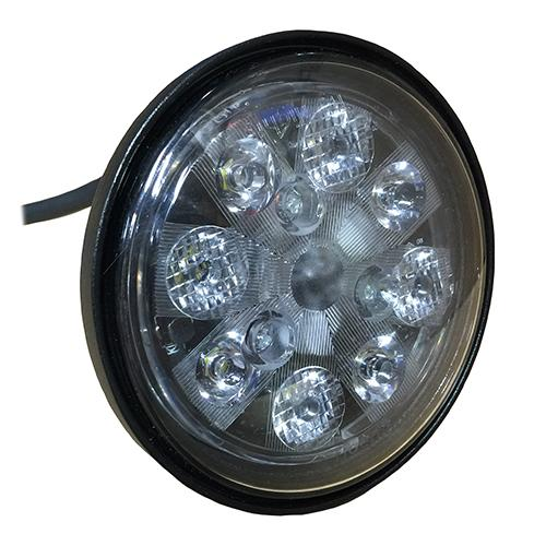 24W ROUND LED LIGHT
