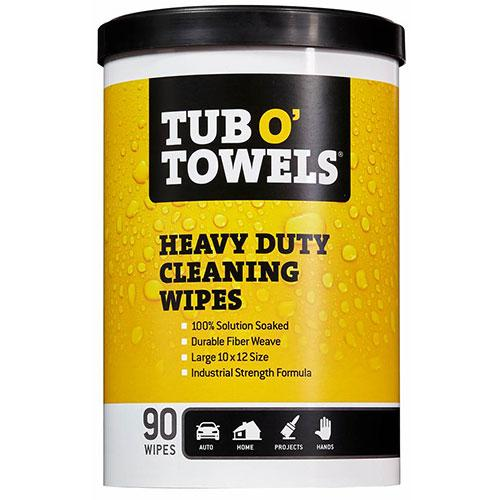 TUB O' TOWEL 90 COUNT
