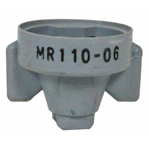 MR110-06 Tip and Cap COMBO-JET® Grey