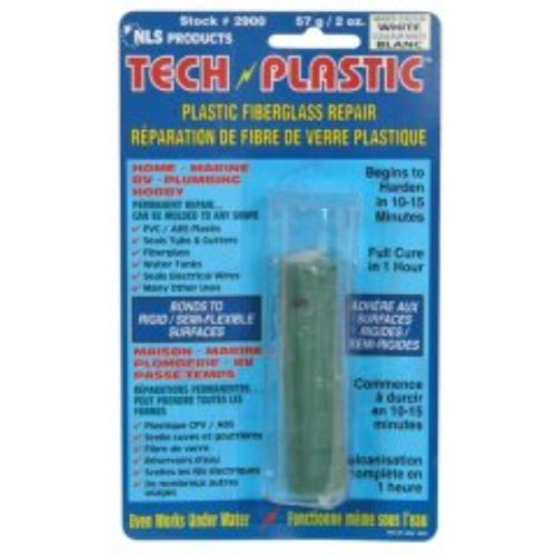 TECH PLASTIC 75G CARDED