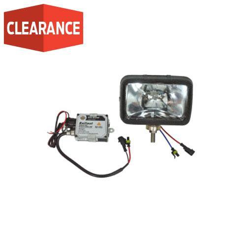 HID SPOT LAMP  5 X 7  12V  C/W