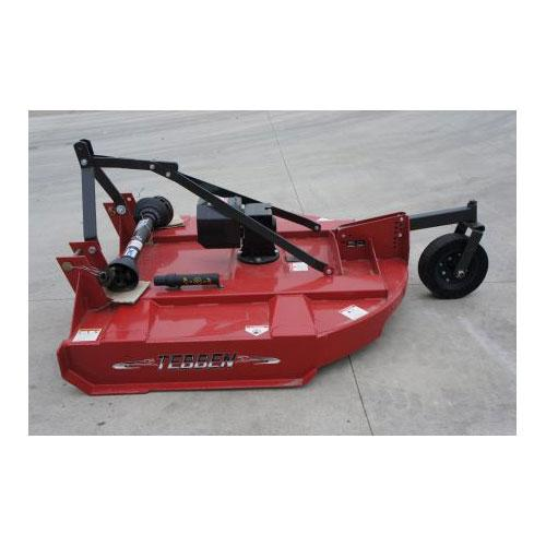7' RED HEAVY DUTY CUTTER ROUND