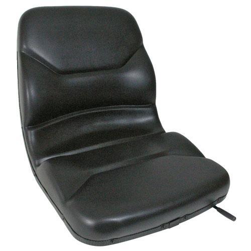 PAN SEAT CONTOURED STEEL SLIDE