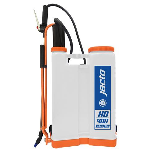 HD400 SERIES - WHITE 4 GALLON BACKPACK SPRAYER