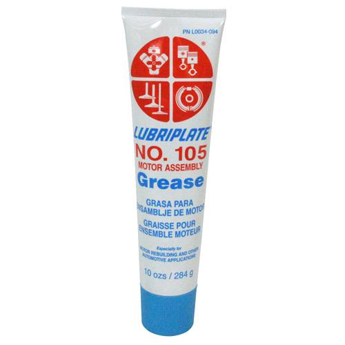 C-105 MTR ASS'Y 10OZ TUBE