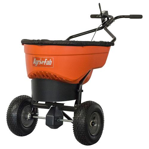 130 LB ICE MELT PUSH SPREADER