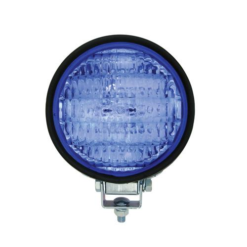 Rubber 12V Tractor Utility Lamp with 4411 Sealed Beam