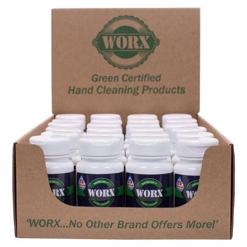WORX® Waterless-BIT 25 x 100ml Hand Cleaner