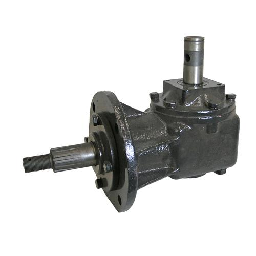 GEARBOX 40HP 5'&6' ECONOMY CUT