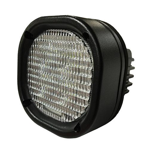 SQUARE LED FLUSH MOUNT LIGHT