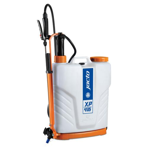 XP SERIES - WHITE 4 GALLON MANUAL BACKPACK SPRAYER