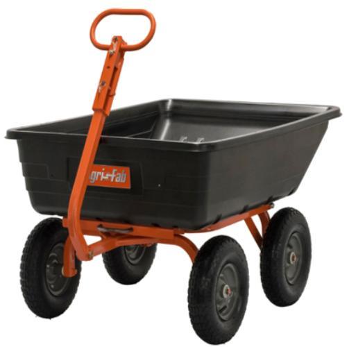Poly Cart 1,200 lbs.