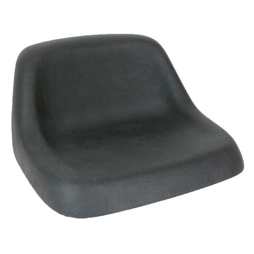 DELUXE LOW-BACK SEAT  BLACK