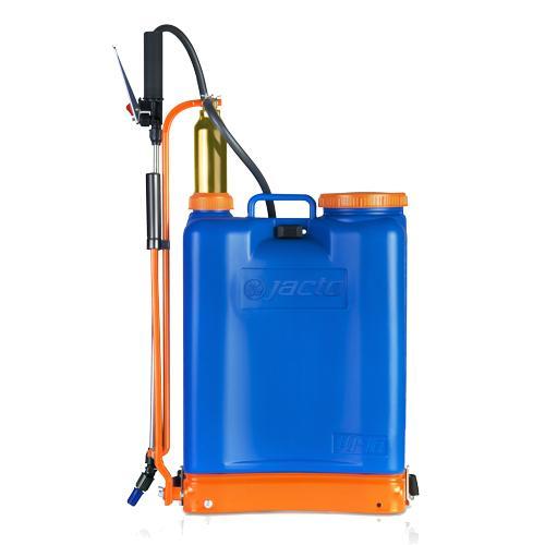 PJ16 Blue 4 Gallon Manual Backpack Sprayer