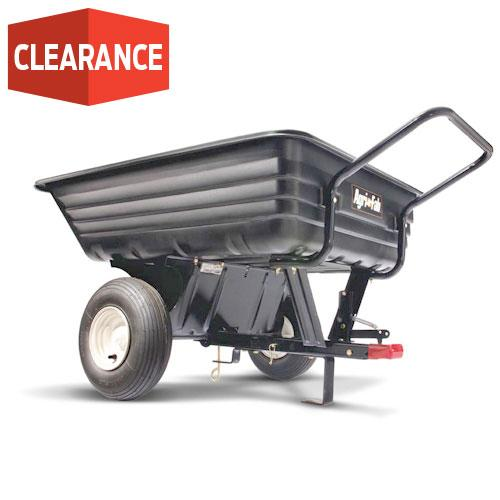 350 lb. Convertible Poly Cart