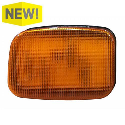 LH LED Case/IH Amber Cab Light