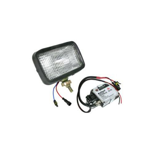 HID FLOOD LAMP  5 X 7  24V  C/