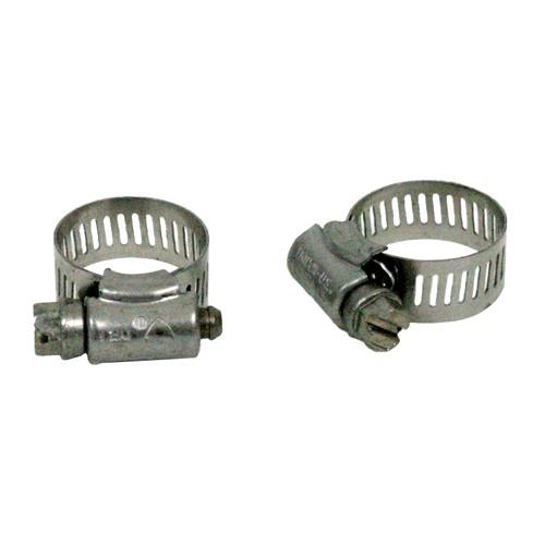 CTN OF 10 STAINLESS HOSE CLAMP