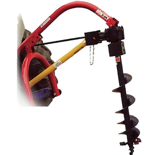 POST HOLE DIGGER LESS AUGER