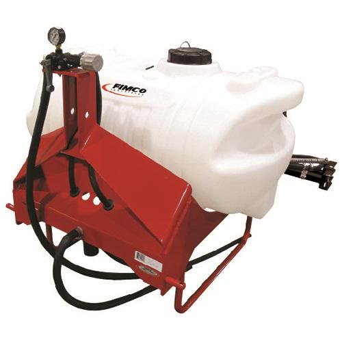 FIMCO 60 Gallon 3 Point Sprayer 7 Nozzle