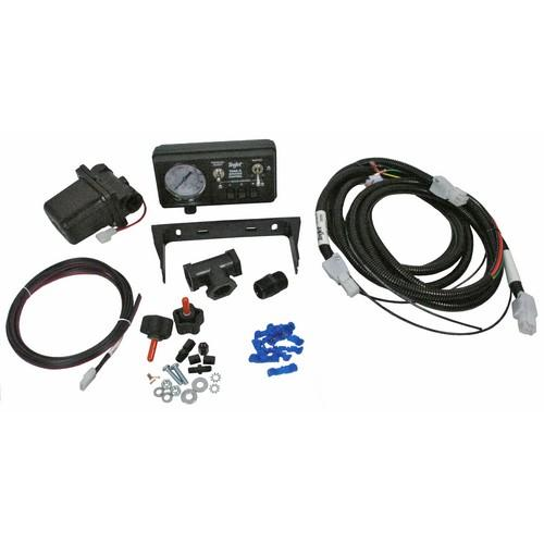 744A Kit, 100 PSI Liquid Gauge, 3 Switch Console. Contains (1) Console, (1) Pressure Regulating Valve, and Cabling