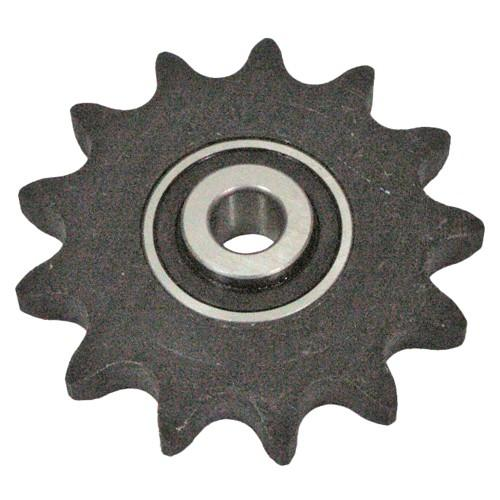 08 tooth IDLER series idler sprocket with  .5 inch round bore for 60  pitch chain