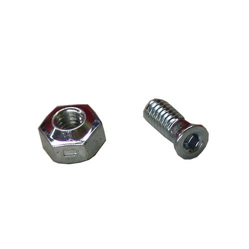 "9/16"" CS Section Bolt & Nut (B55-0056D)"