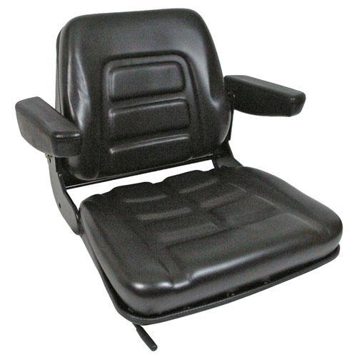 SEAT FOLDING BACK SLIDES  ARM