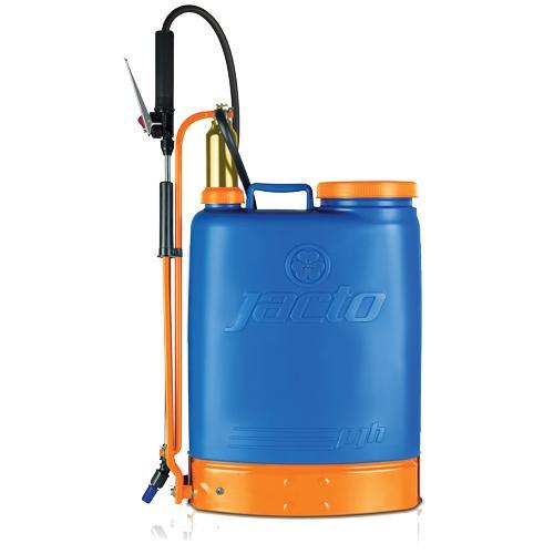 PJH - Blue 5 Gallon Manual Backpack Sprayer