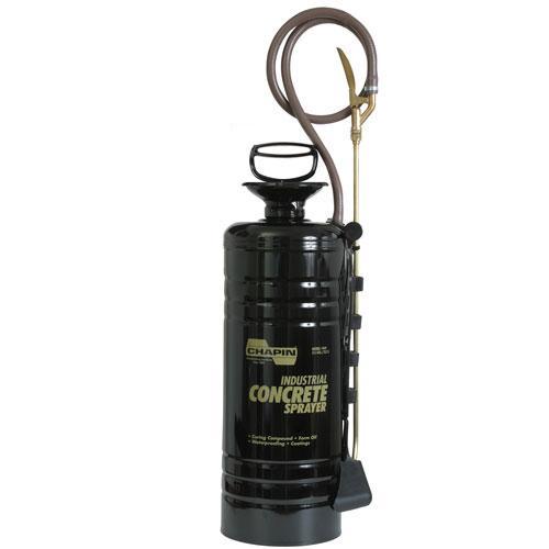 3.5 Gallon Industrial Concrete Funnel Top Sprayer