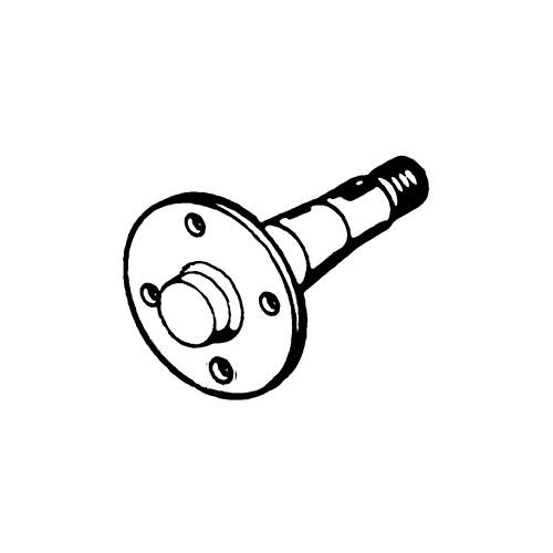 SHAFT ASSY C/W SPACER