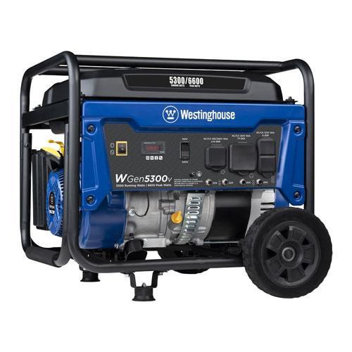 Generator - WGen 5300V