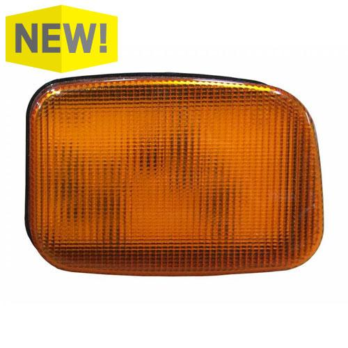 RH LED Case/IH Amber Cab Light