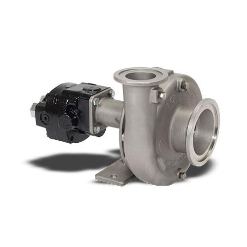 FMCSC-205FS-HYD-304 PUMP, HYD DRIVE, 300 x 220 STAINLESS STEEL FLANGE